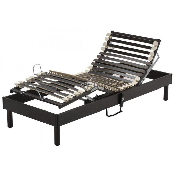 Sommier Someo Relaxation Electrique 70×190 Achat / Vente sommier