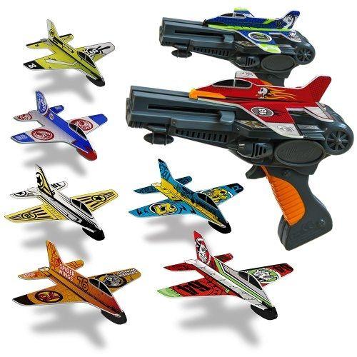 SilverLit Superflyers Xtrem Launcher Xl pas cher Achat / Vente