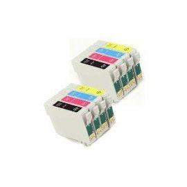 12 vendeurs pour T1295 Compatible Cartouches D'encre Pour Epson Stylus