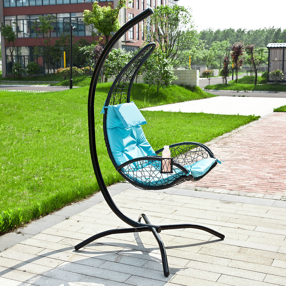 suspendu Balancelle de jardin,support Hamac chaise, OGS26 MI FR