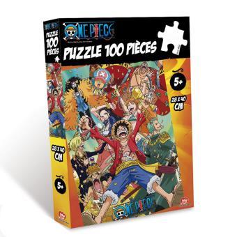 Puzzle 100 pièces one piece : new world obyz Achat & prix | fnac