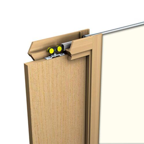 Wimove Pack motorisation Widoor radio pour porte intérieure simple