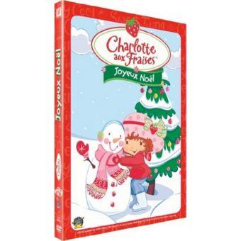 Dvd Charlotte Aux Fraises Joyeux Noel Charlottes Aux Fraises pas