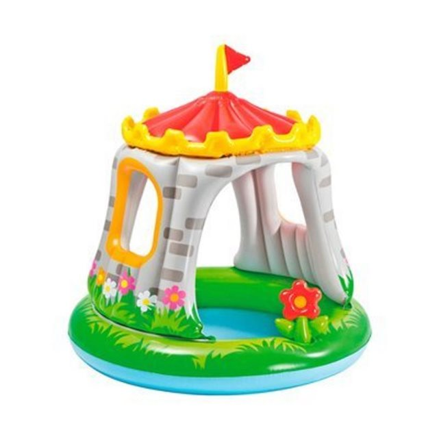 INTEX INTEX La pataugeoire « Royal Castle » piscine enfant piscine