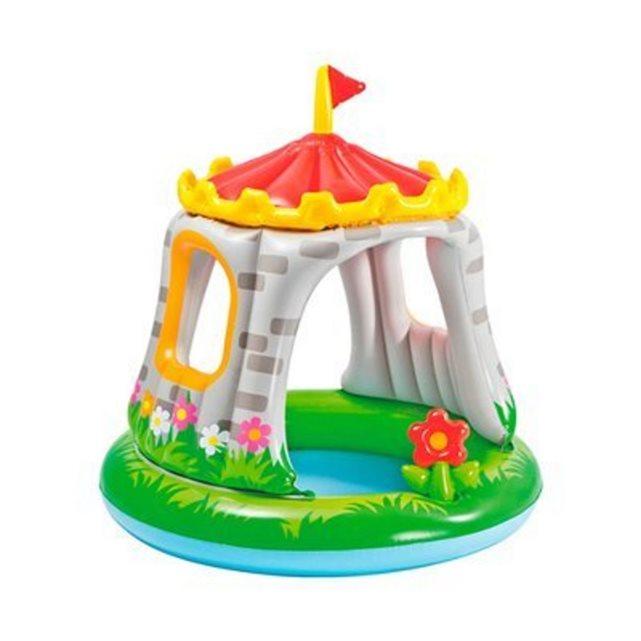 INTEX INTEX La pataugeoire «Royal Castle» piscine enfant piscine