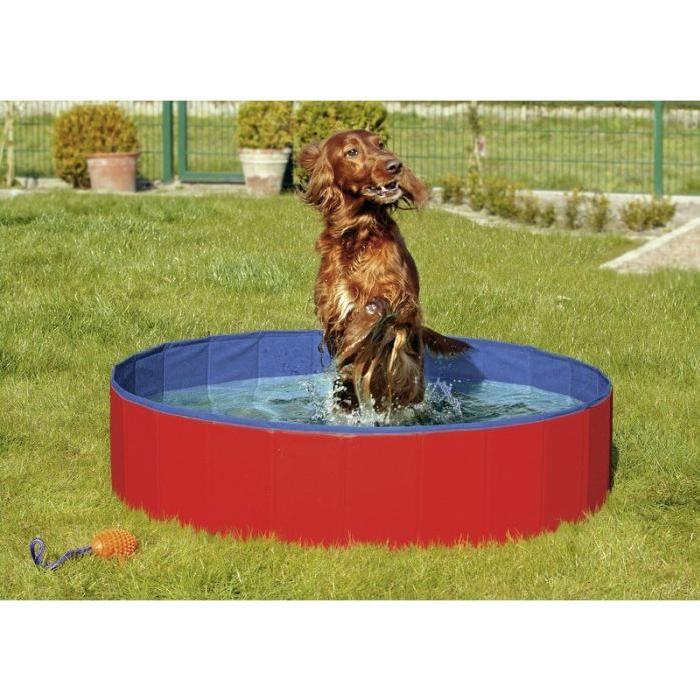 Piscine pour chiens Doggy Pool Karlie Cette piscine pour chiens
