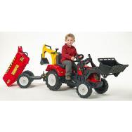 Voiture, tracteur à pédales à prix : pas cher et discount
