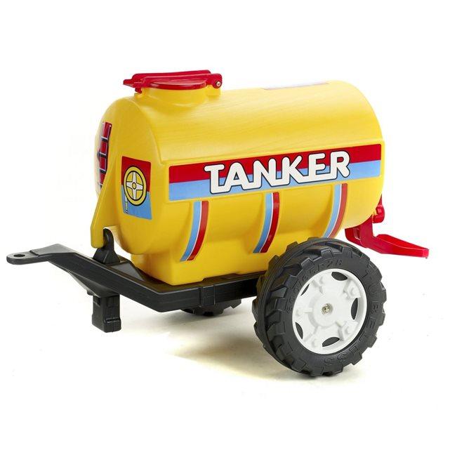 Accessoire pour Tracteurs à pédales Remorque Citerne Tanker FALK