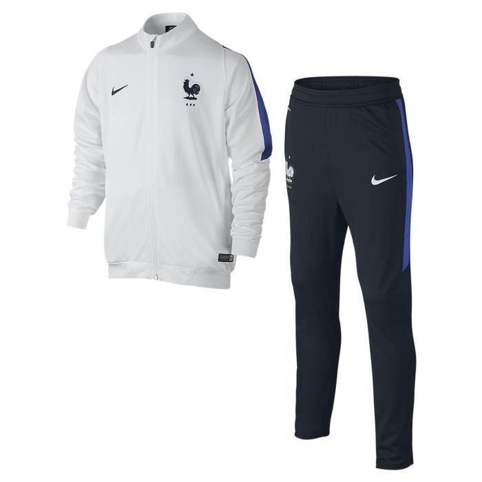 Ensemble de survêtement Nike Junior FFF Revolution Knit 820102 102