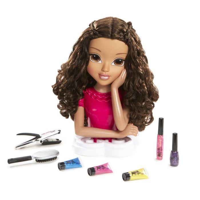 moxie girlz tete a coiffer brune giochi preziosi