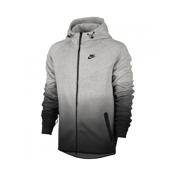 Sweat / Pull Nike Tech Fleece Fade Windrunner Gris Gris Achat