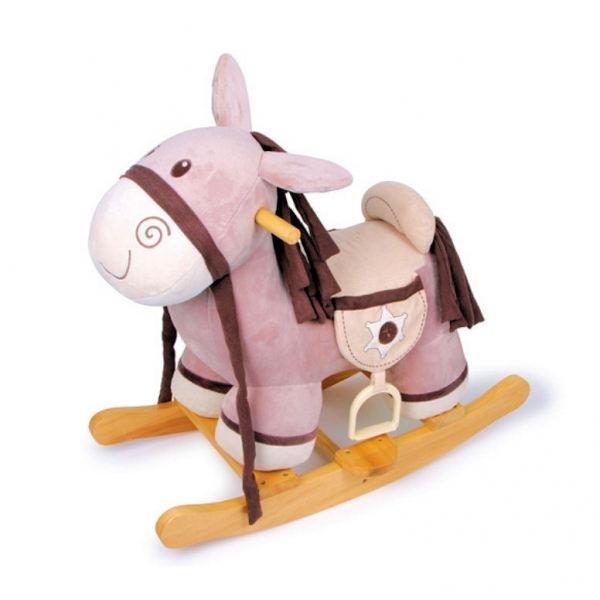 à bascule en bois Poney Shériff Achat / Vente jouet à bascule