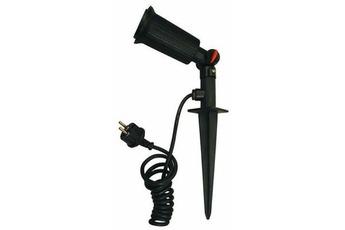 Projecteur extérieur et détecteur de mouvement Pique extérieur Noir