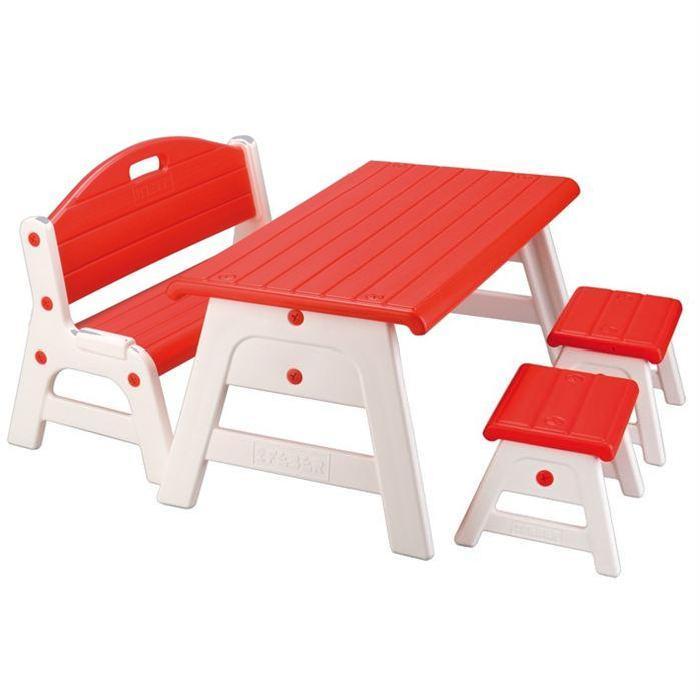 Table Banc et 2 Tabourets Achat / Vente table et chaise