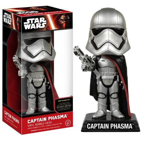 Figurine POP Captain Phasma : Star Wars Figurine Vinyle Star Wars
