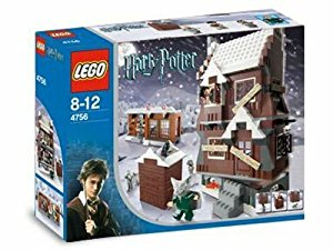 LEGO Harry Potter 4756 Prisoner of Azkaban Shrieking Shack