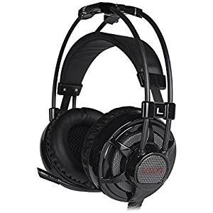 Luxon Casques Gaming 7.1 channel+mat: Informatique