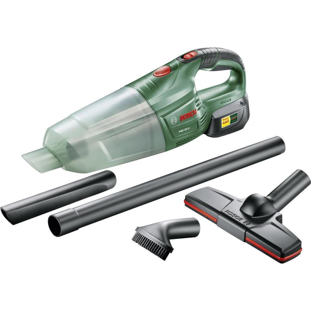 Bosch PAS 18 LI Aspirateur À Main Sans FIL Avec Batterie ET Chargeur