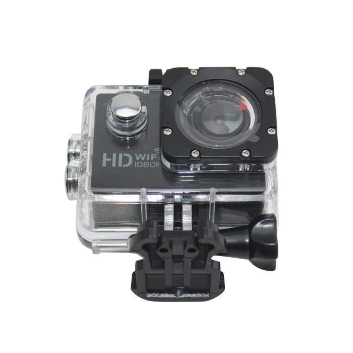 Sport Camera Action Batteries et Accessoires Appareil Photo GRATUIT