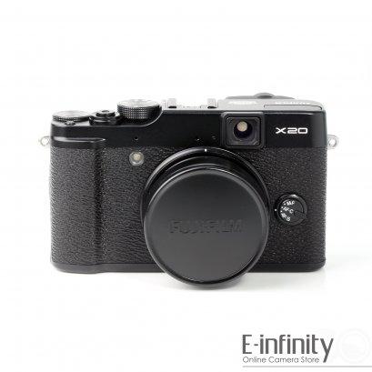 NEUF Fuji Fujifilm X20 Appareil Photo Compact Noir 12,0