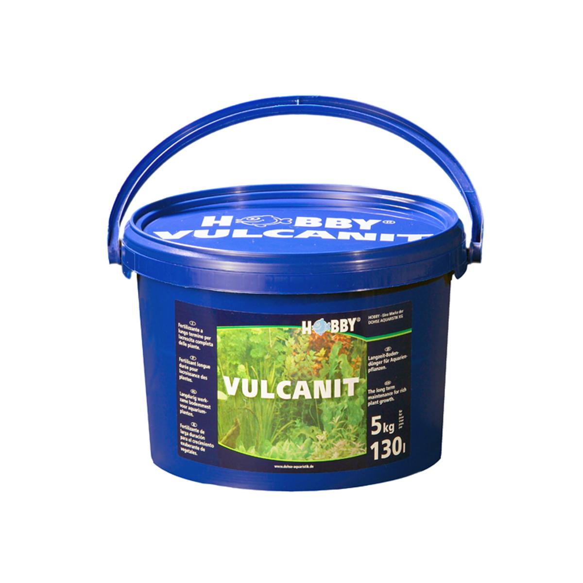 Hobby Vulcanit, engrais fond avec un effet de dépôt, 5 kg