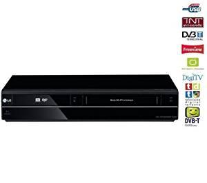 LG RCT689H Lecteur DVD Enregistreur DVD HDMI Port USB: High