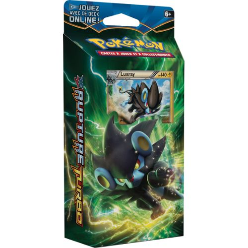 Asmodee Starter Display Pokemon Xy Rupture Turbo neuf et d'occasion