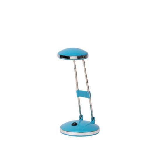 Alinéa Fyloo Lampe de bureau Led Bleu H38.5cm pas cher Achat
