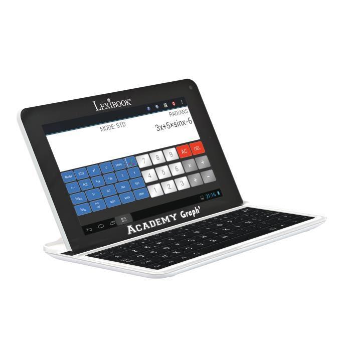 LEXIBOOK Tablette Enfant Academy 7 » avec clavier Achat / Vente jeu