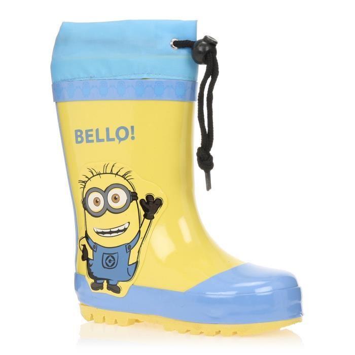 de Pluie Chaussures Enfant Garçon Achat / Vente botte