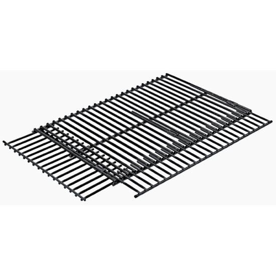 grille Barbecue universelle réglable de 54à 62cm Achat / Vente
