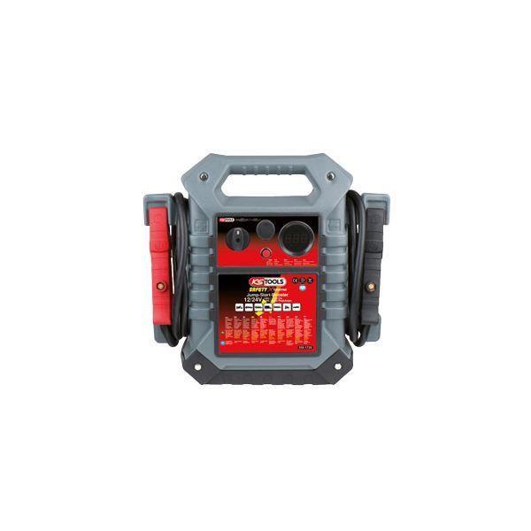 Booster à batterie 12/24V jusqu?à 1400A KSTOOLS Achat / Vente