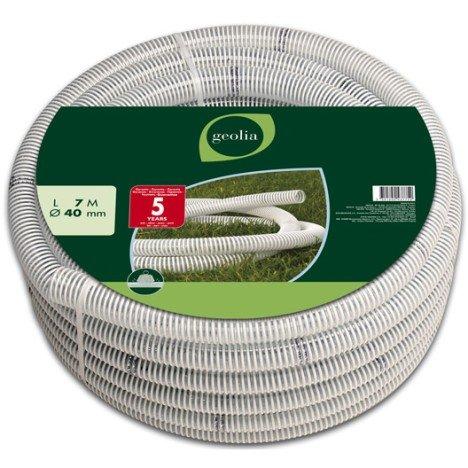 du produit pour aspirer longueur du tuyau en m 7 matière du tuyau pvc