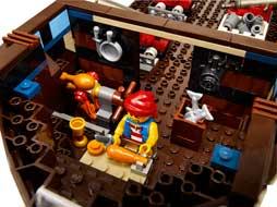 LEGO 10210 Jeu de construction LEGO Creator Le vaisseau amiral