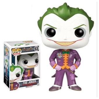 Figurine Funko Pop Batman Arkham Asylum Joker 9 cm Autres figurines