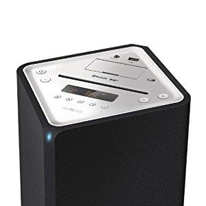 Apple pour iPhone/iPod 4/5/CD USB 80 W Noir: TV & Vidéo