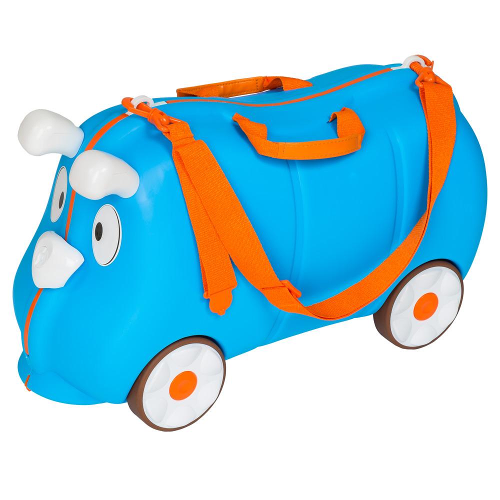 à roulettes pour enfants porteur bagages chariot sac cas valisette