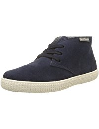 Baskets fourrées Bleu / Chaussures : Chaussures et Sacs