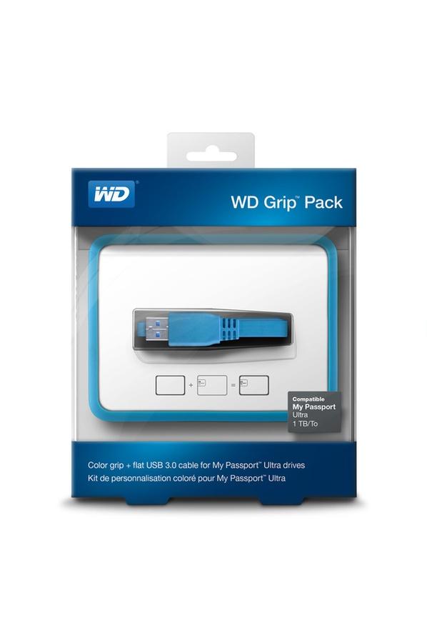 Personnalisez vos disques durs grâce au pack couleur bleu ciel WD