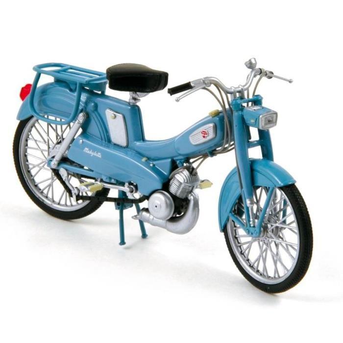 Mobylette MOTOBECANE AV65 de 1965 Bleu Gitane 1/18 NOREV Achat