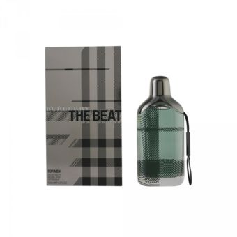 Burberry The Beat Men eau de toilette vapo 100 ml pas cher Achat