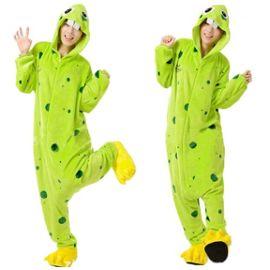 Combinaison Animaux Pyjama Kigurumi Grenouillère Adulte Ado Pour
