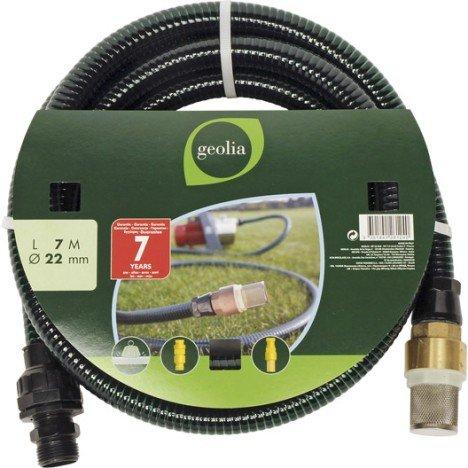 du produit pour aspirer longueur du tuyau en m 7 matière du tuyau