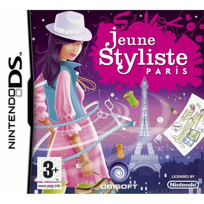 JEUNE STYLISTE PARIS / JEU CONSOLE NINTENDO DS Achat / Vente jeu ds