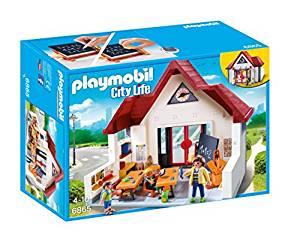 Playmobil 6865 Jeu Ecole avec Salle de Classe: Jeux