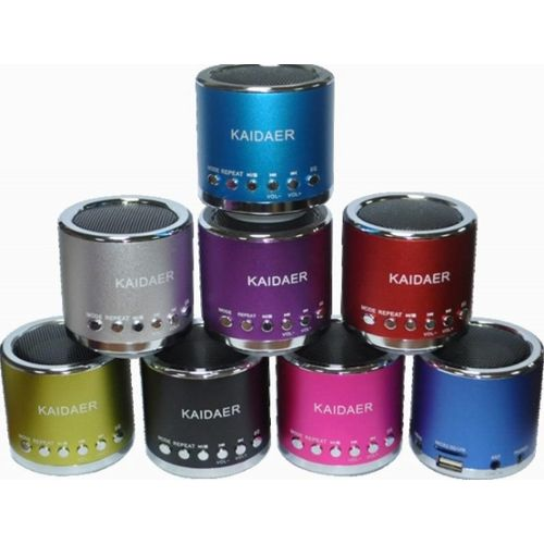 Mini Speaker (Baffle) Kaidaer (Mn01r) pas cher