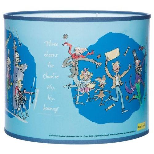 Roald Dahl Abat jour Charlie Et La Chocolaterie Grand Format pas