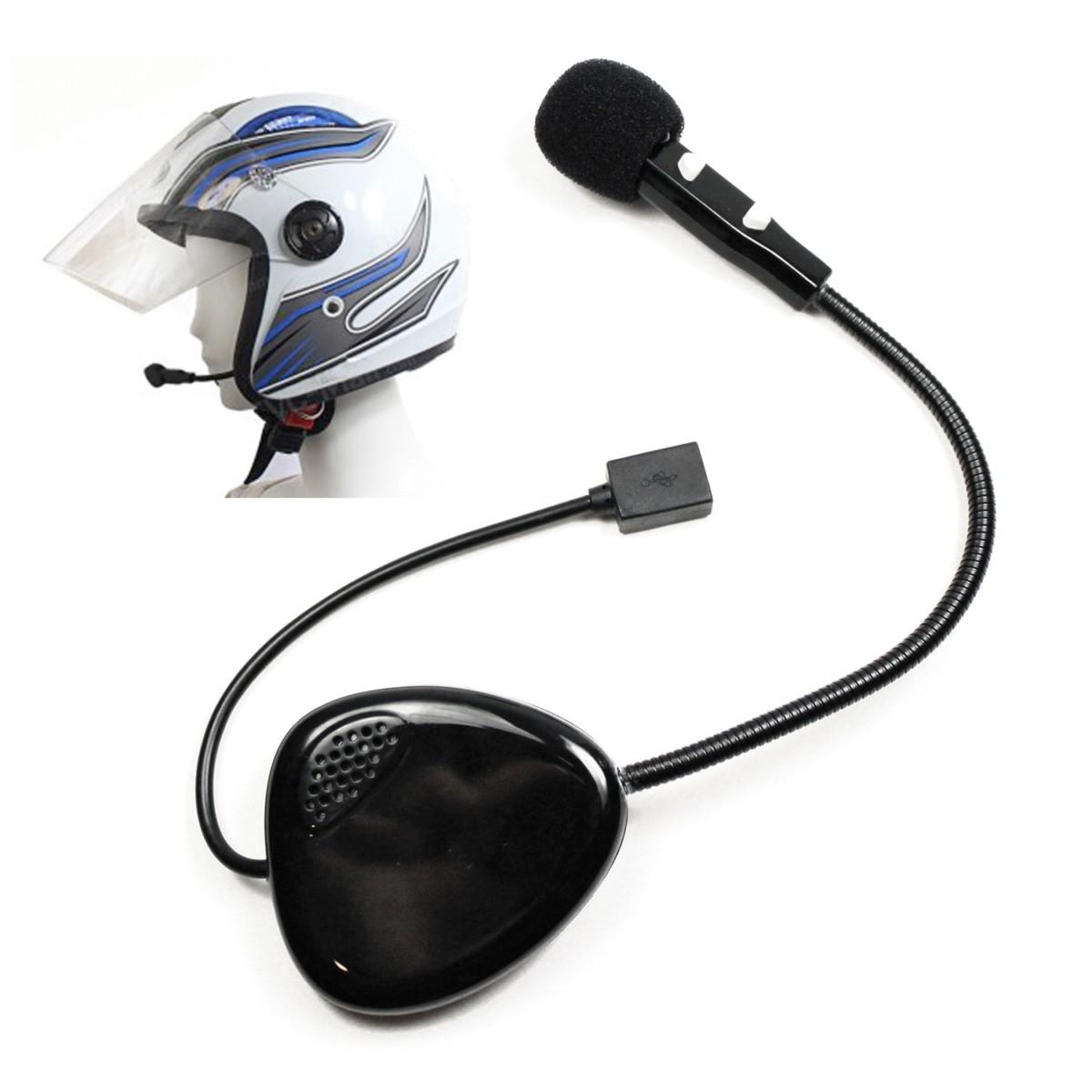 Microphone bluetooth casque moto pour Wiko Minz +