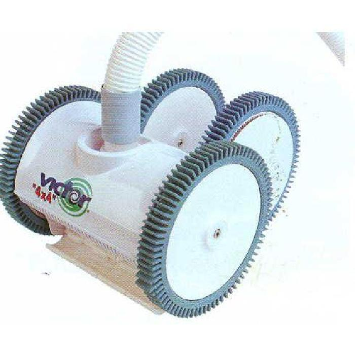 Robot piscine hydraulique Victor 4×4 C Pour piscines carrelées dont