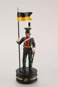 Napoleon jeux d 039 echecs de collection Figurine Uhlan Autrichien 1